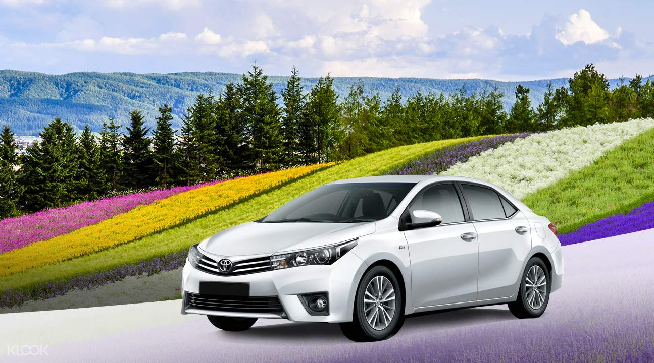 Hokkaido rental car