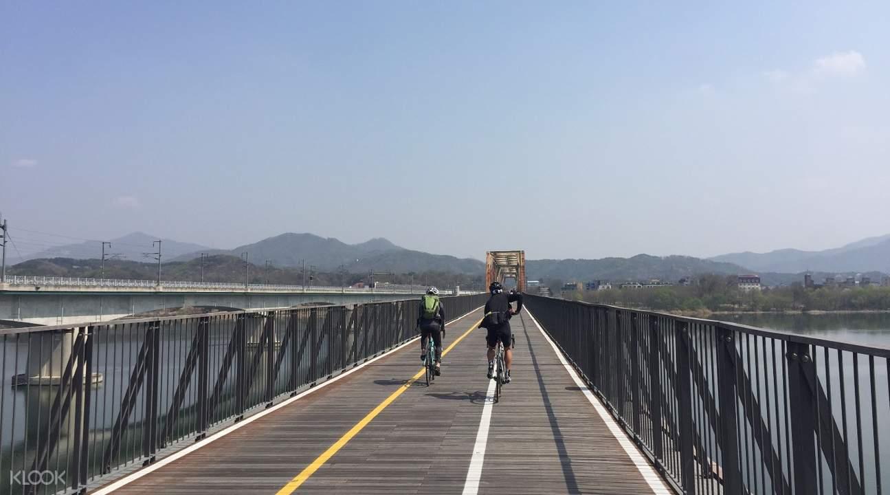 京畿道自行車騎行