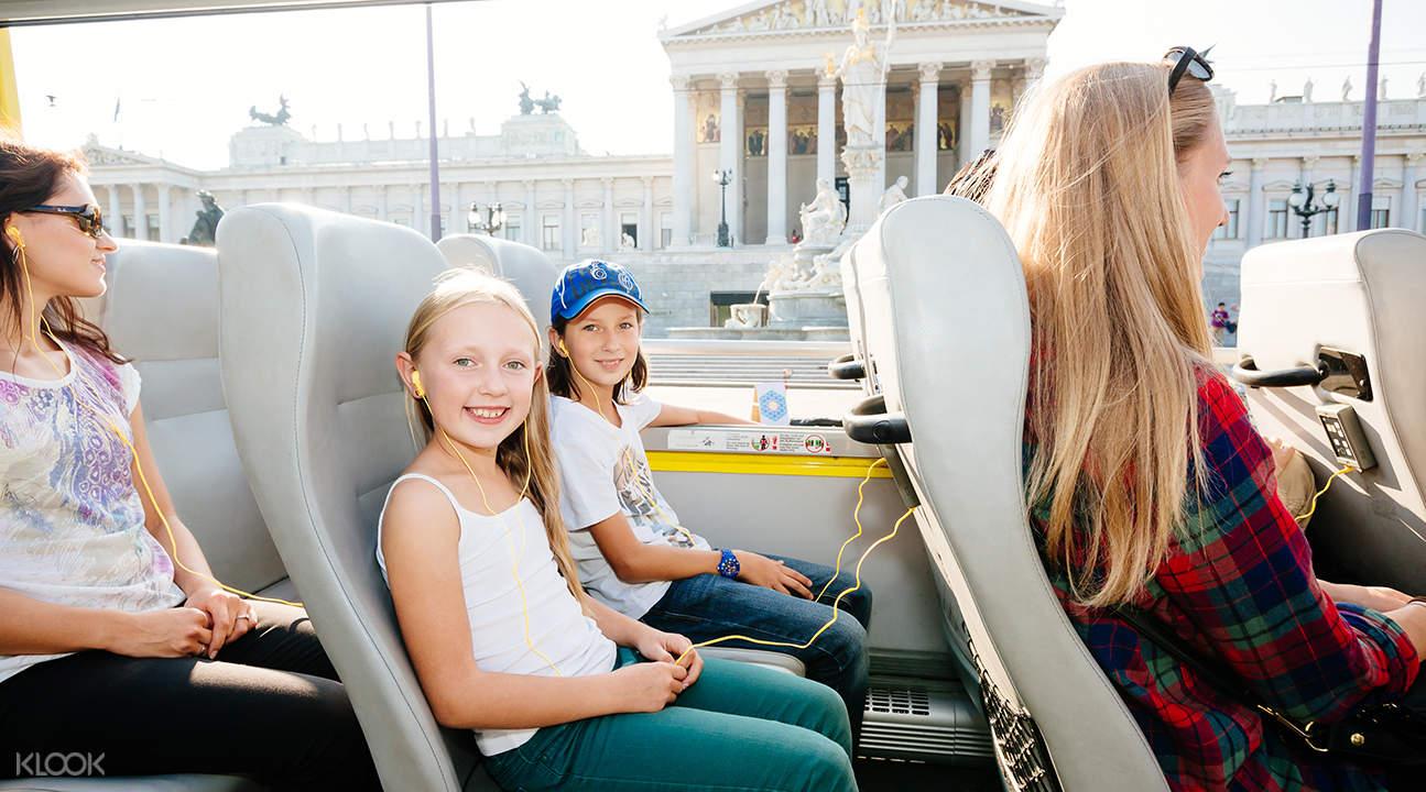 vienna hop on hop off bus tour, hop on hop off bus tour carriage ride vienna