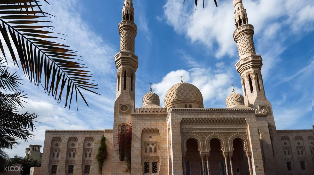迪拜朱美拉清真寺