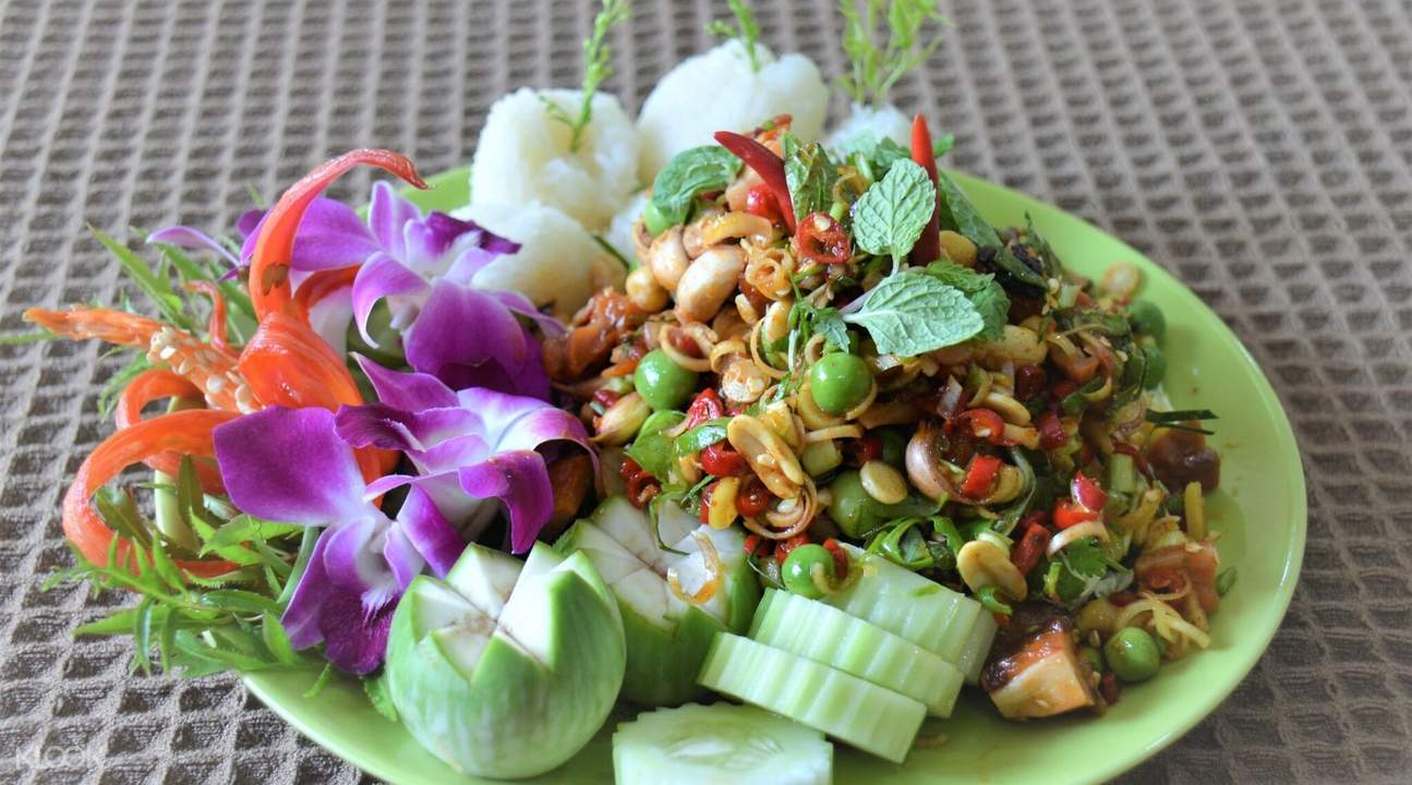 thai recipes infusion cooking class koh samui thailand