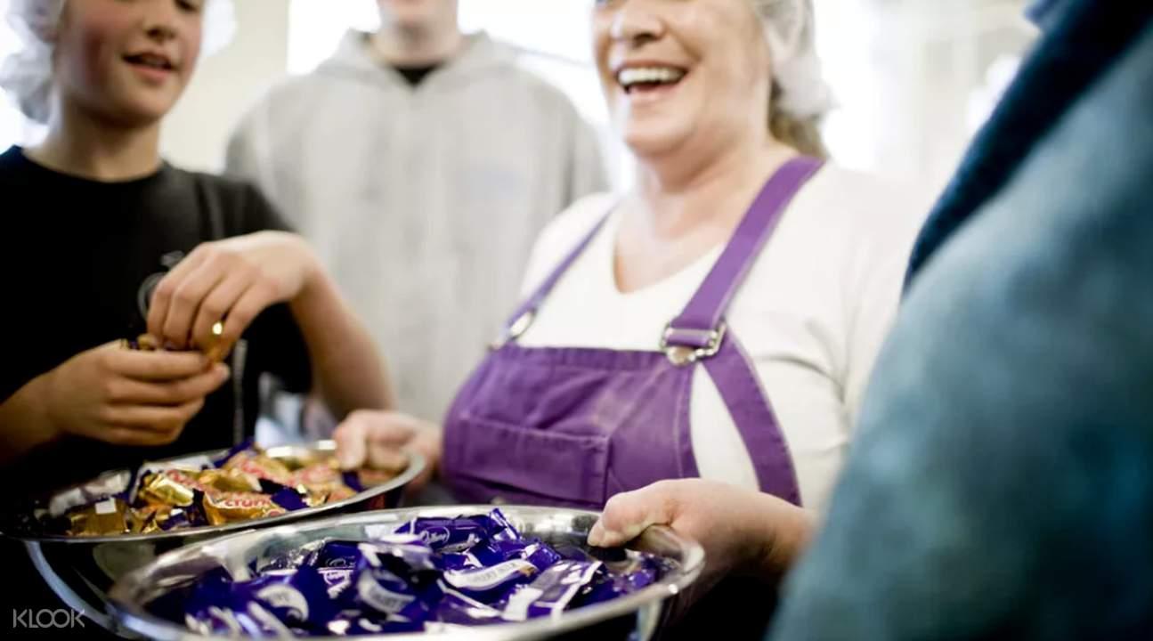 吉百利巧克力工廠門票