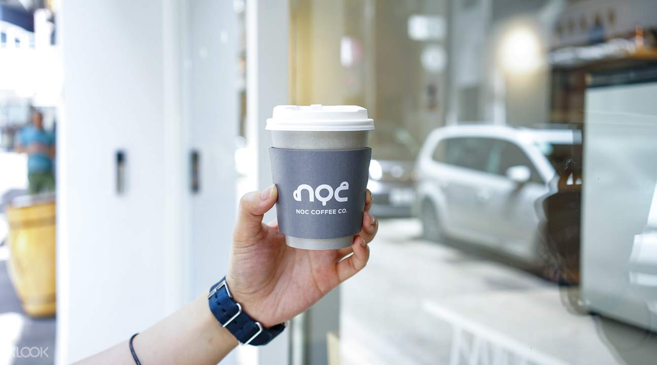NOC Coffee Co. 中环
