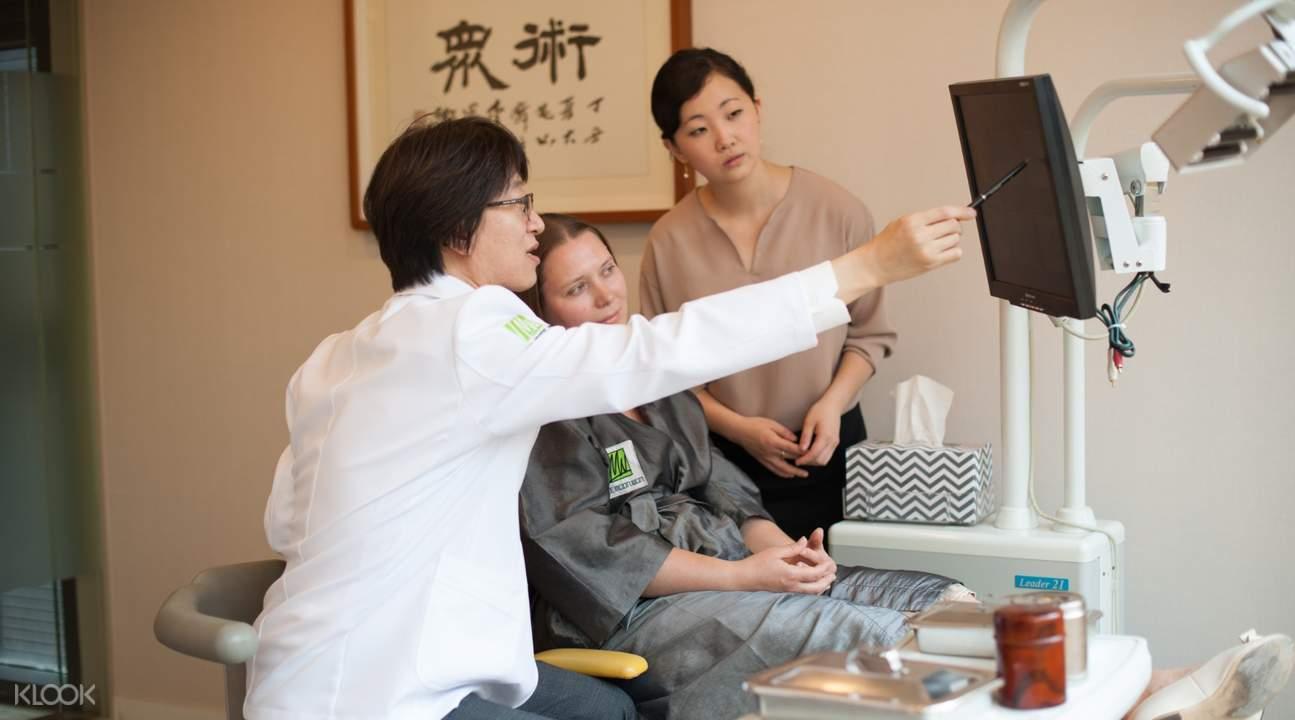 韩方头皮护理