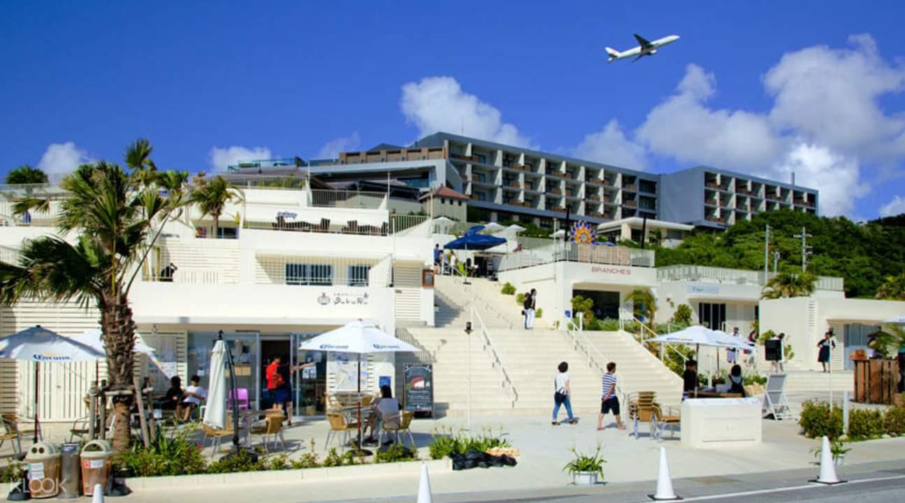 沖繩南部 CAFÉ KURUKUMA & 王國村 & 玉泉洞 & Outlets & 瀨長島巴士一日遊