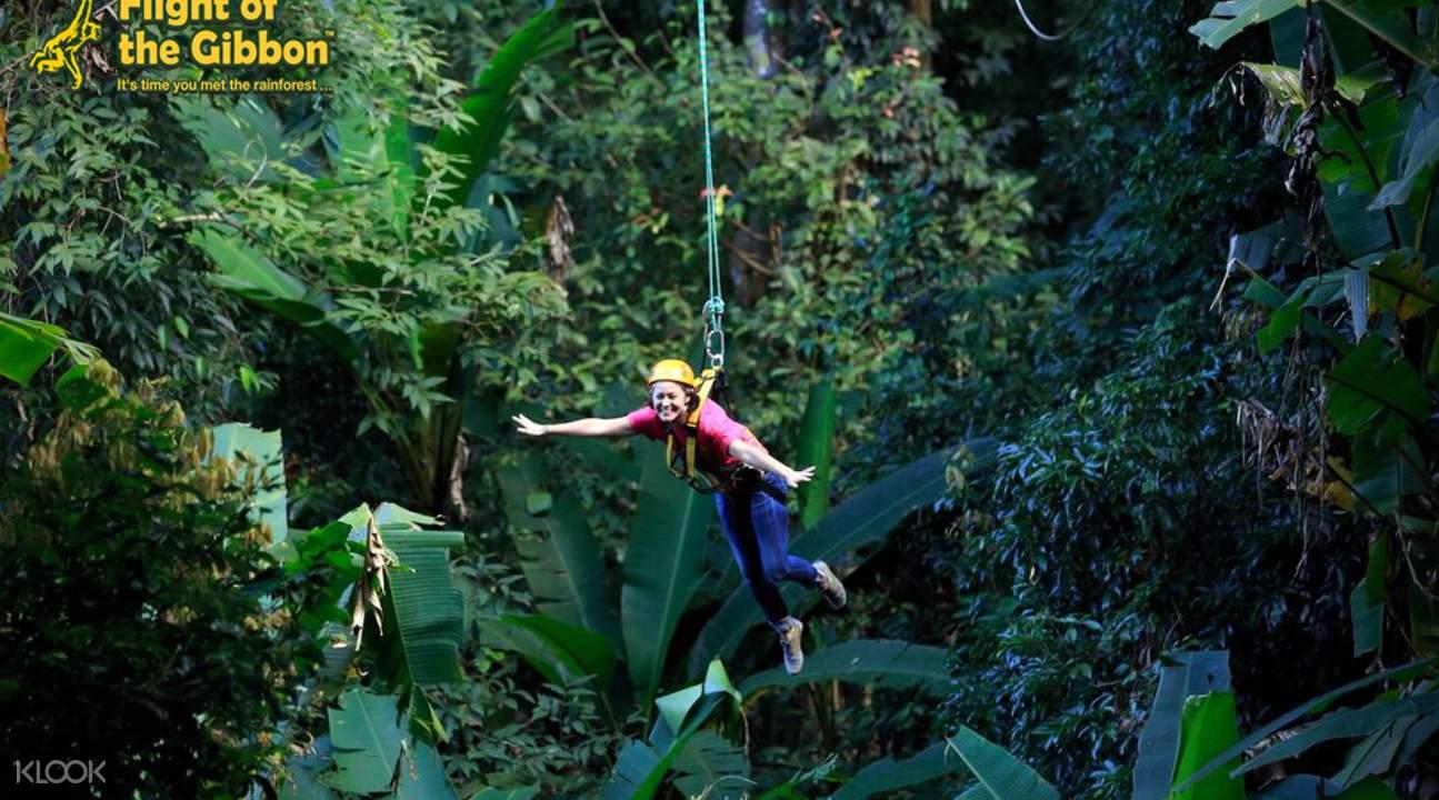 jungle tour thailand