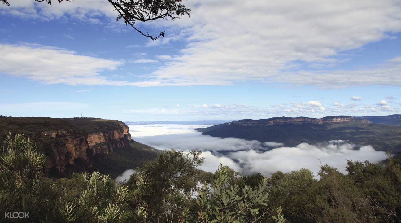 Blue Mountains UNESCO World Heritage Site