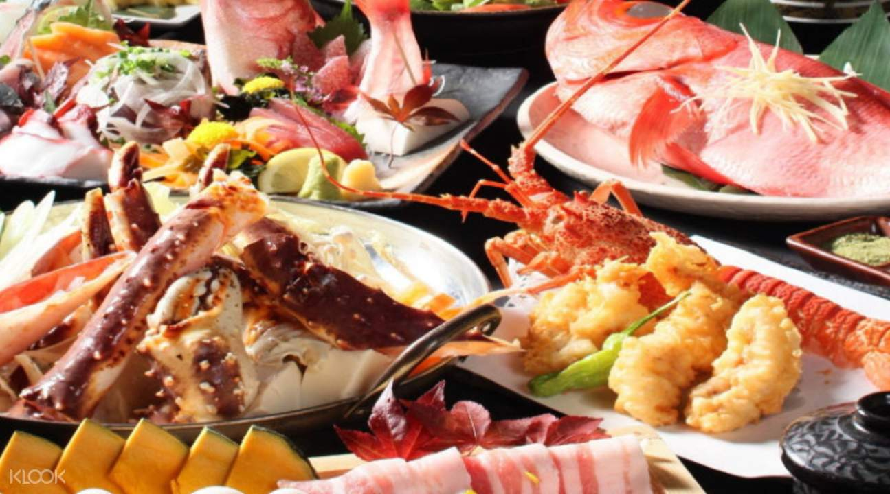 four seasons course kisaku shibuya tokyo japan