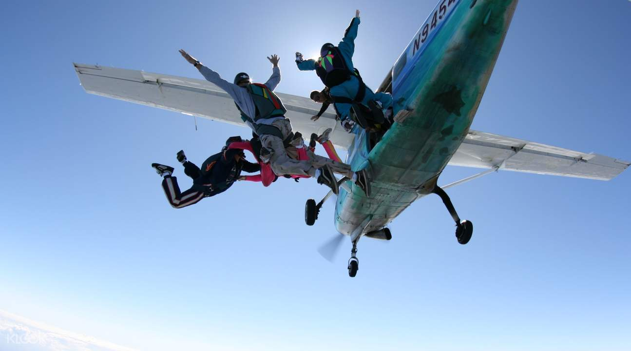 Skydive Oahu Hawaii