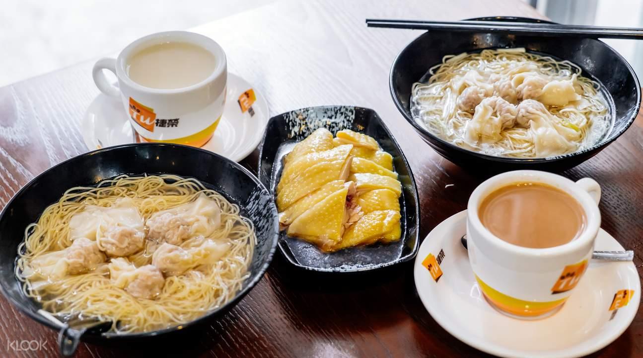 香港西環暢和麵家