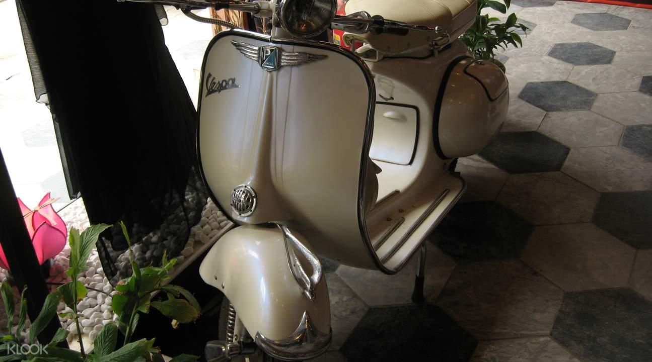 私人导览 会安摩托车半日游