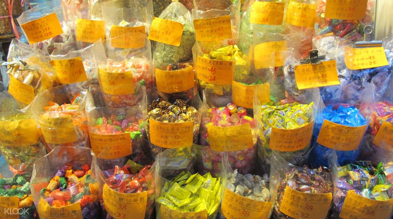 traditional chinese candies