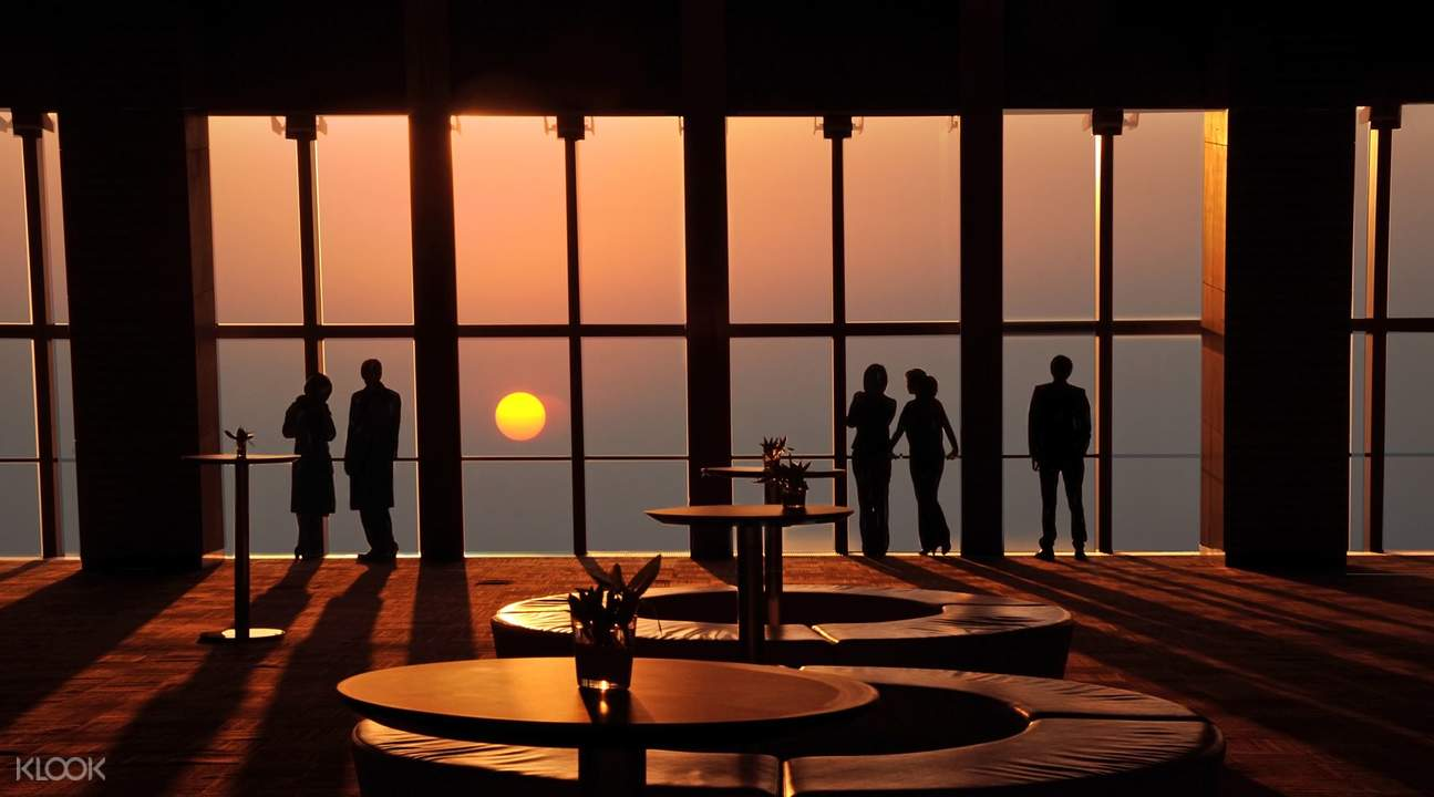 上海環球金融中心觀光廳票價