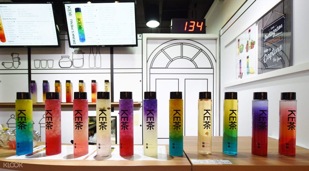 Kecha 3 Bottle Set In Orchard Road And Jurong East