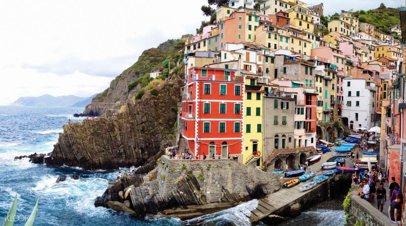 義大利五漁村一日遊