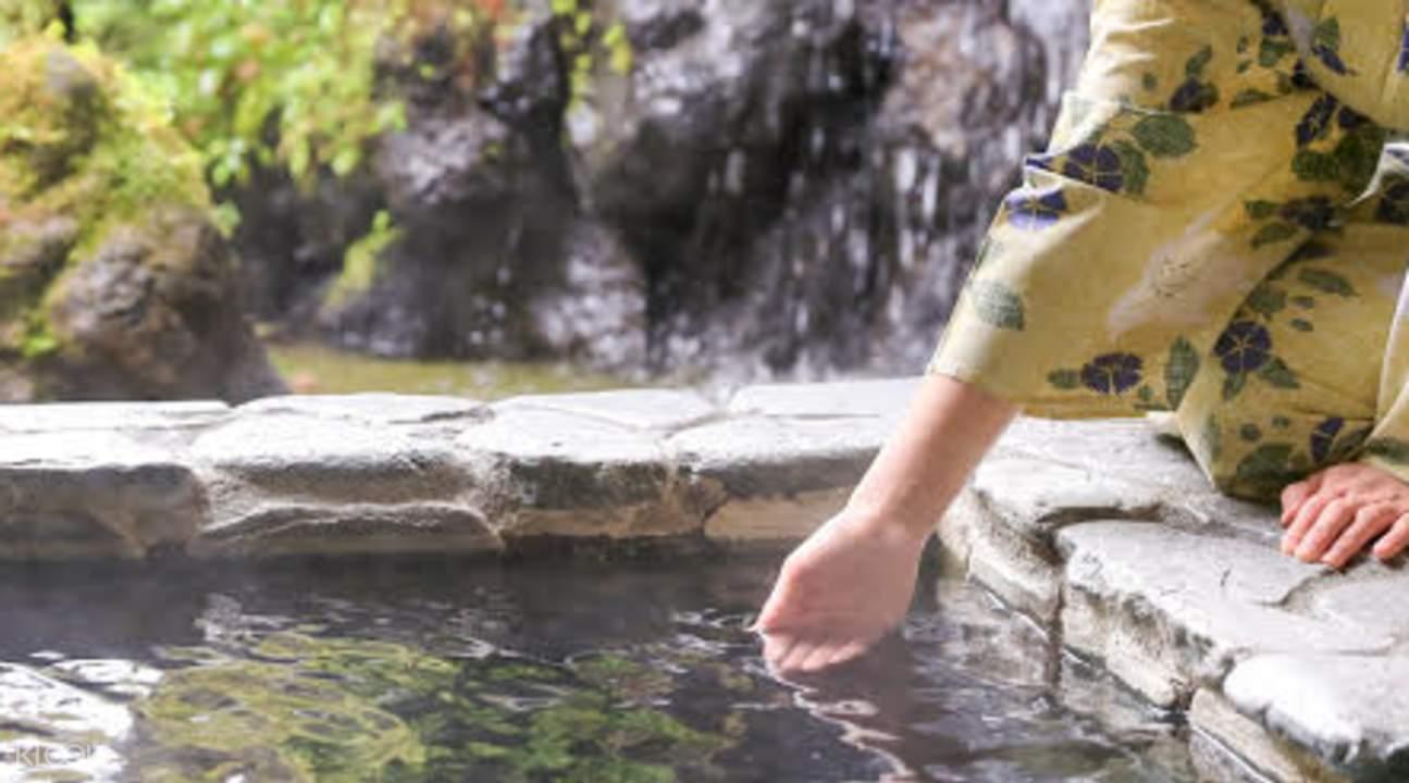 群馬奧利根溫泉