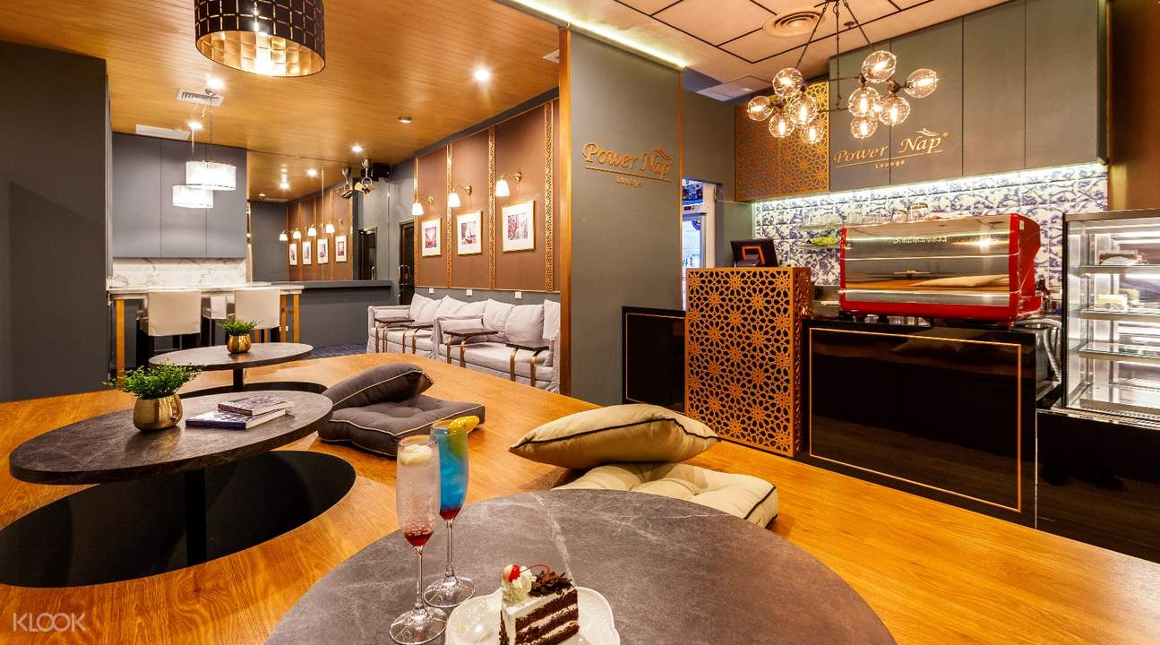 泰國power nap lounge