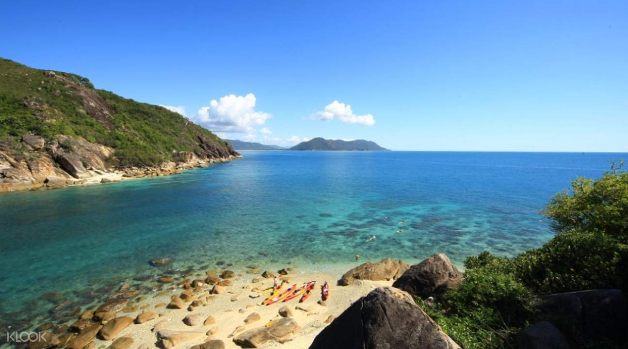 cairns to fitzroy island