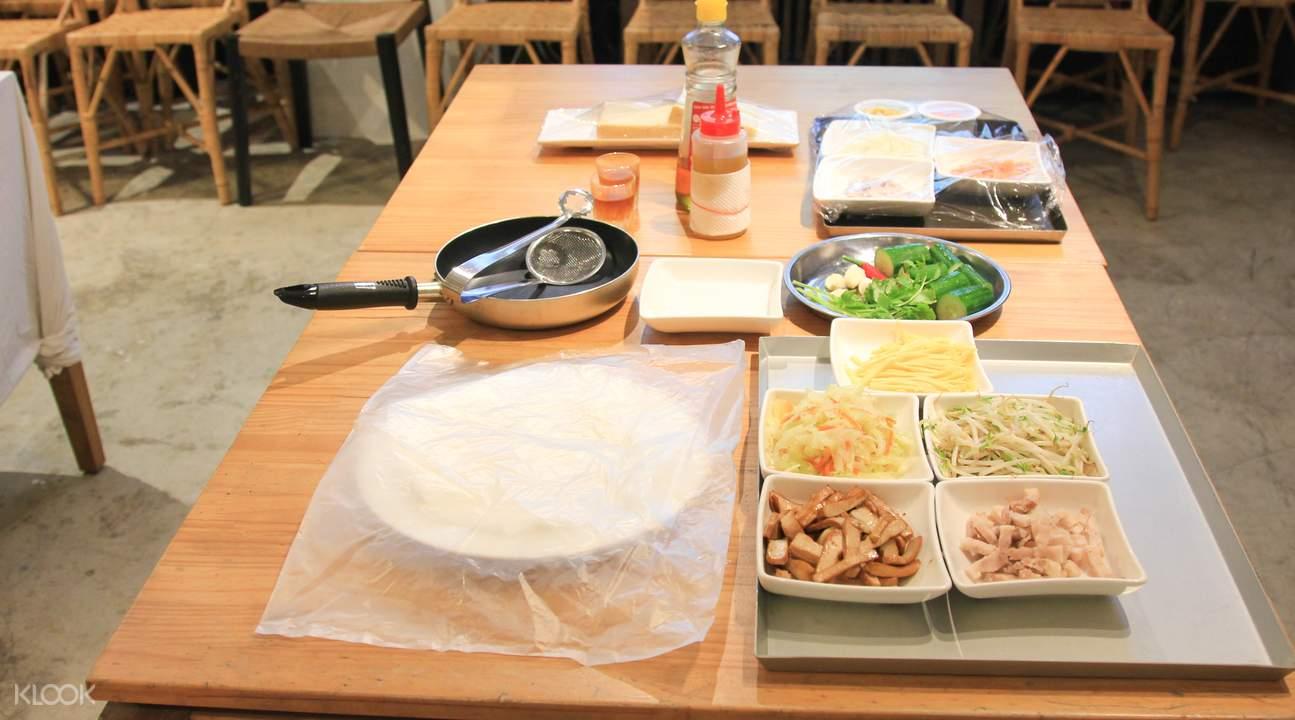 台南美食厨艺教室