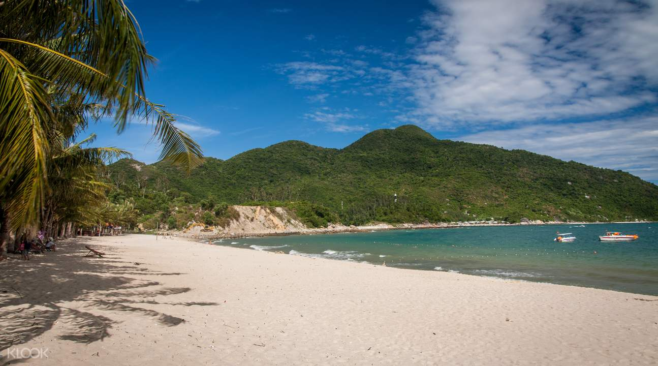 cham islands day tour