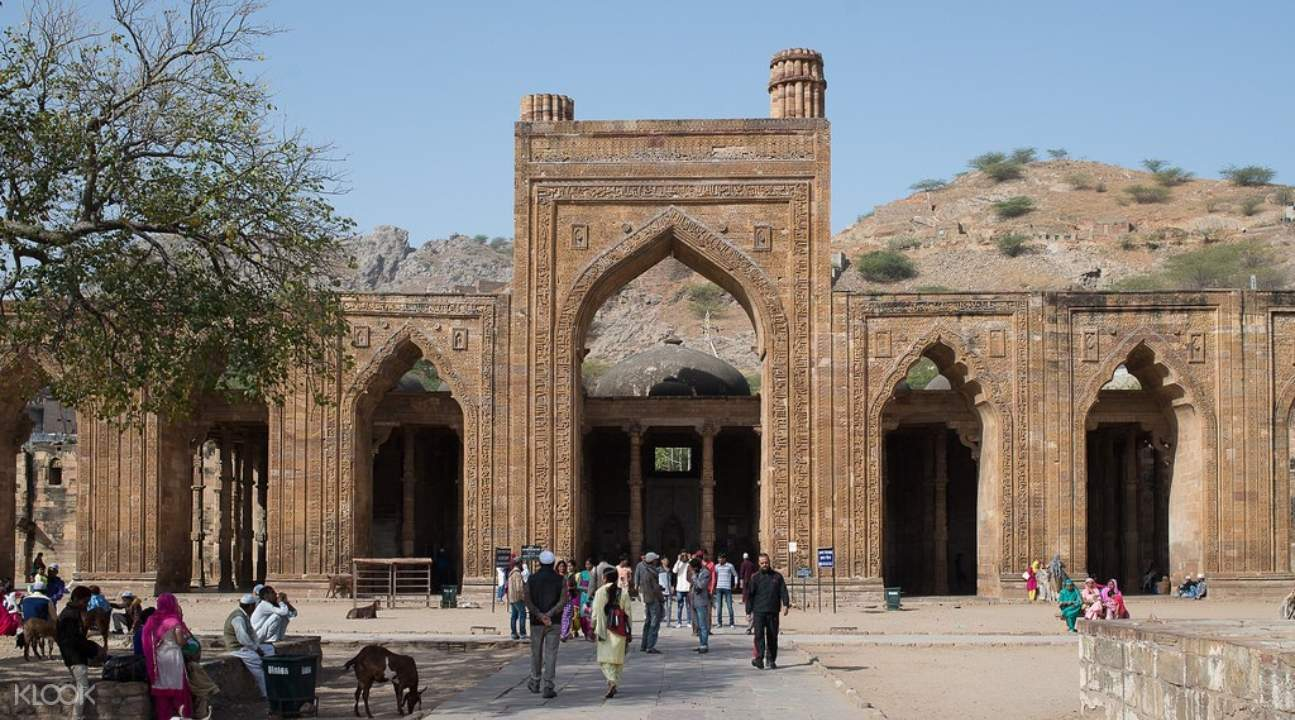 Whole Day Tour in Ajmer and Pushkar, India - Klook