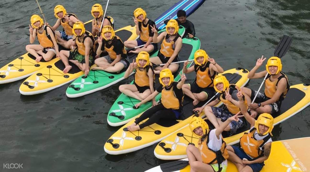 stand up paddle kaohsiung