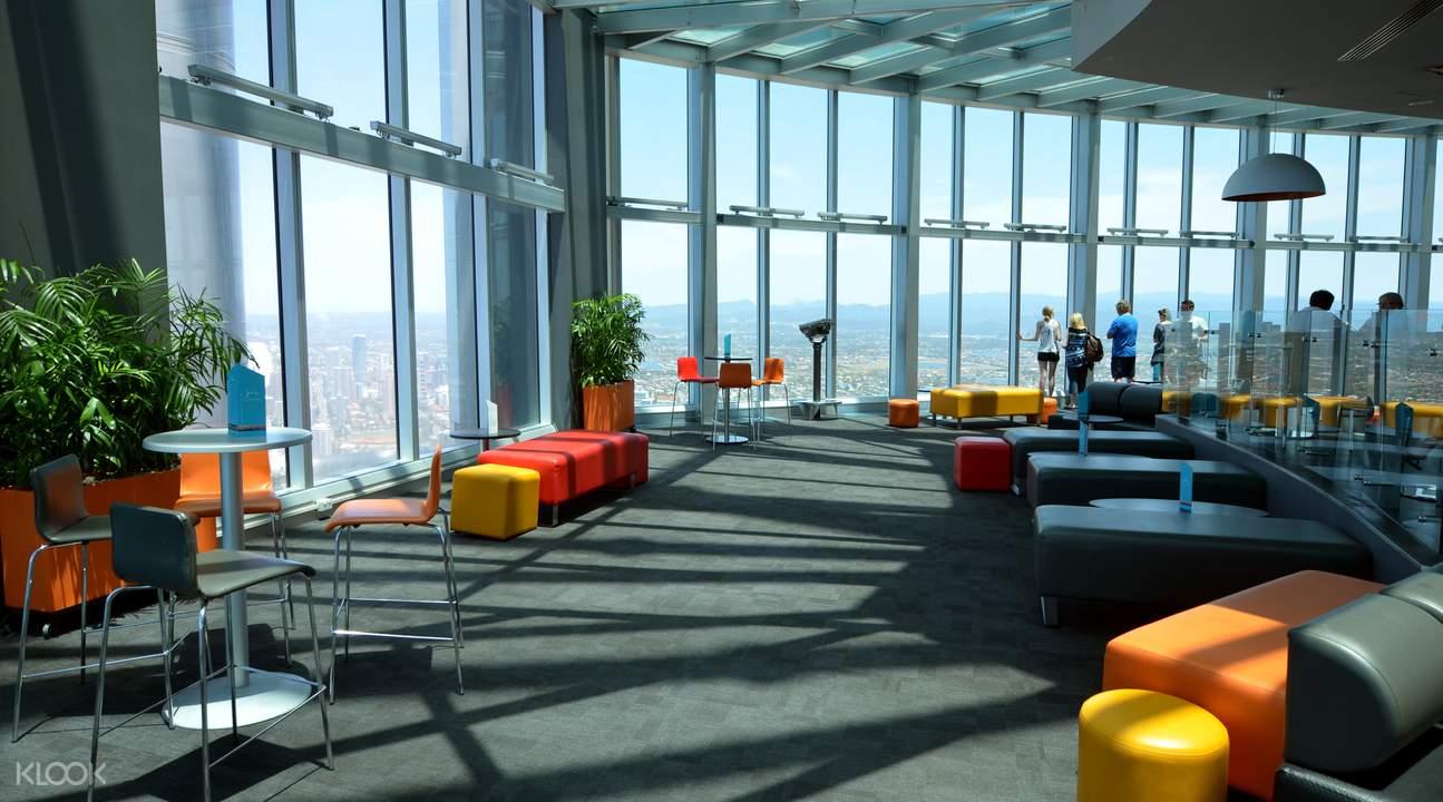 黄金海岸Q1大厦观景台