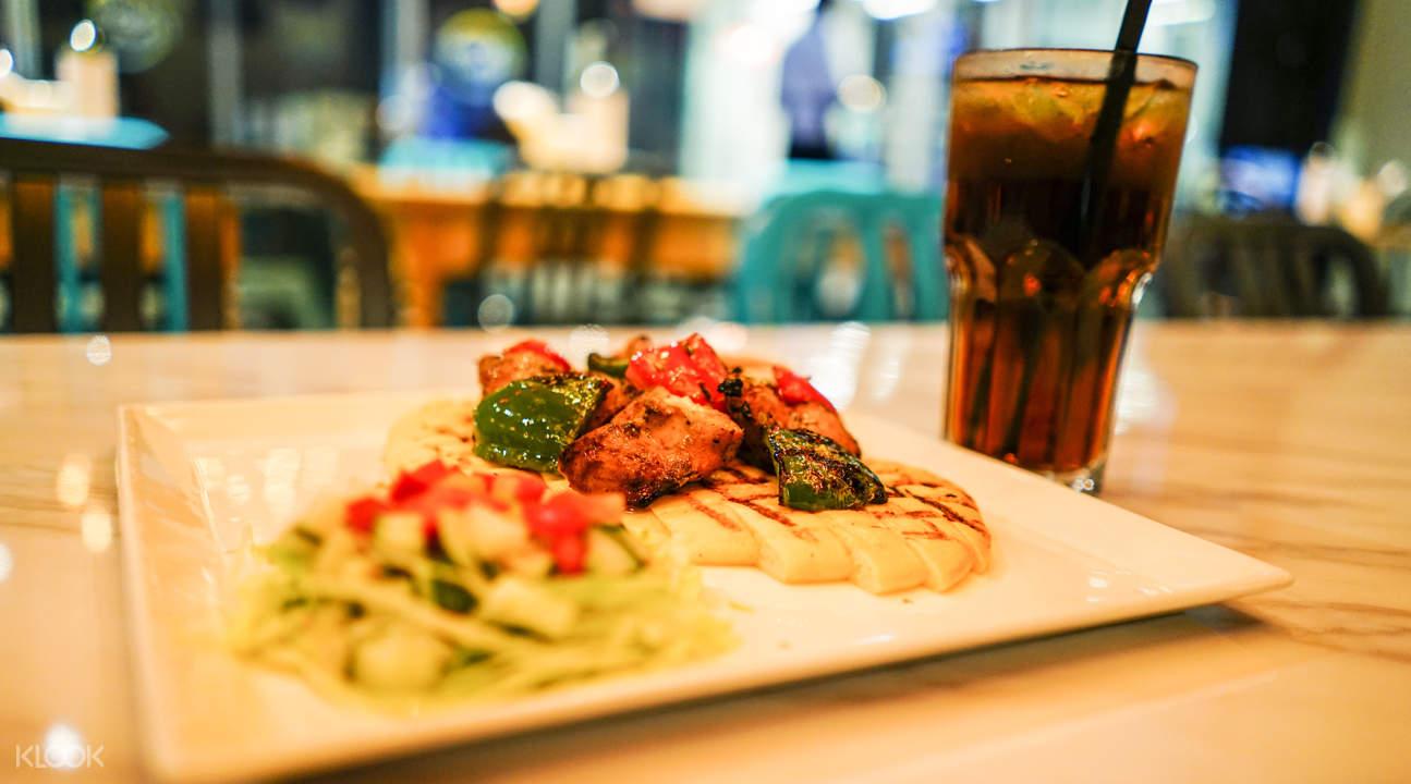 新加坡肯特岗Ottoman Kebab