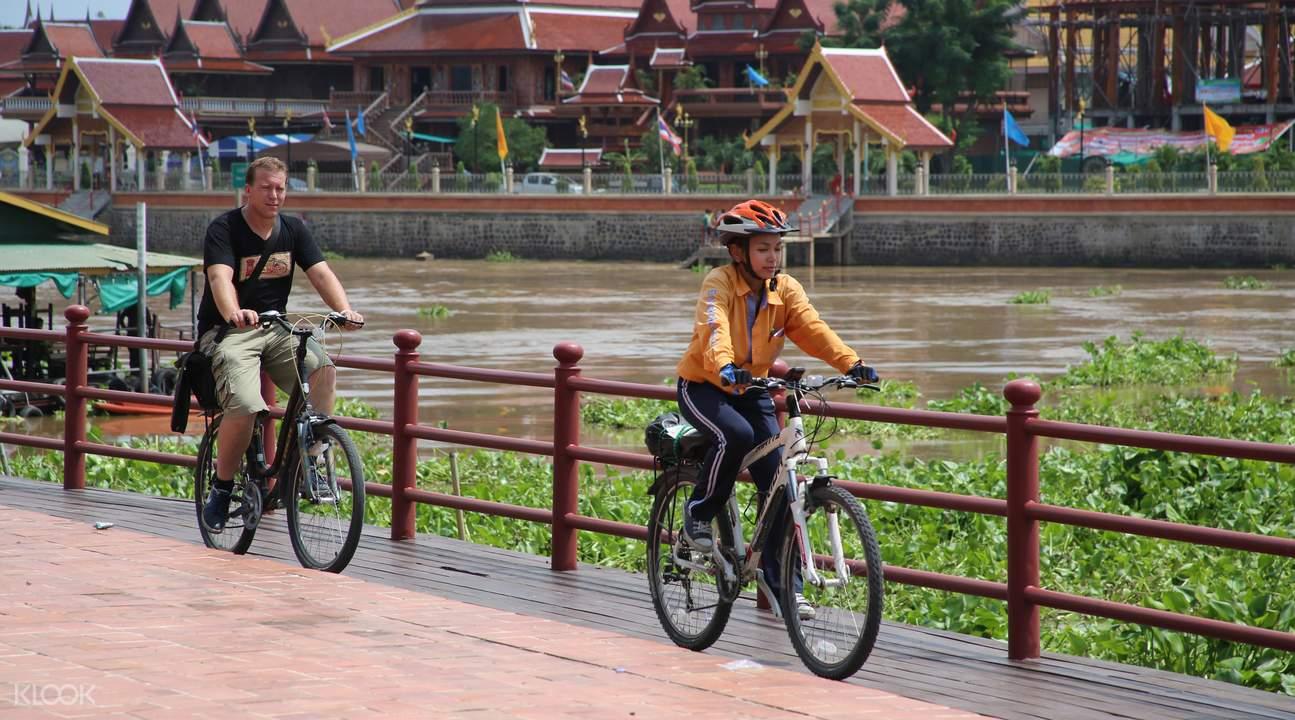 Ayutthaya City Culture Biking Tour