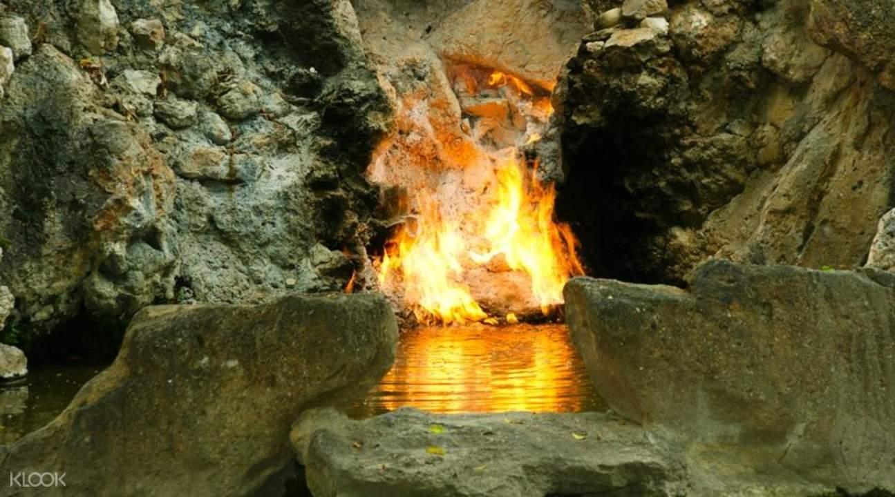 Tainan mud hot springs