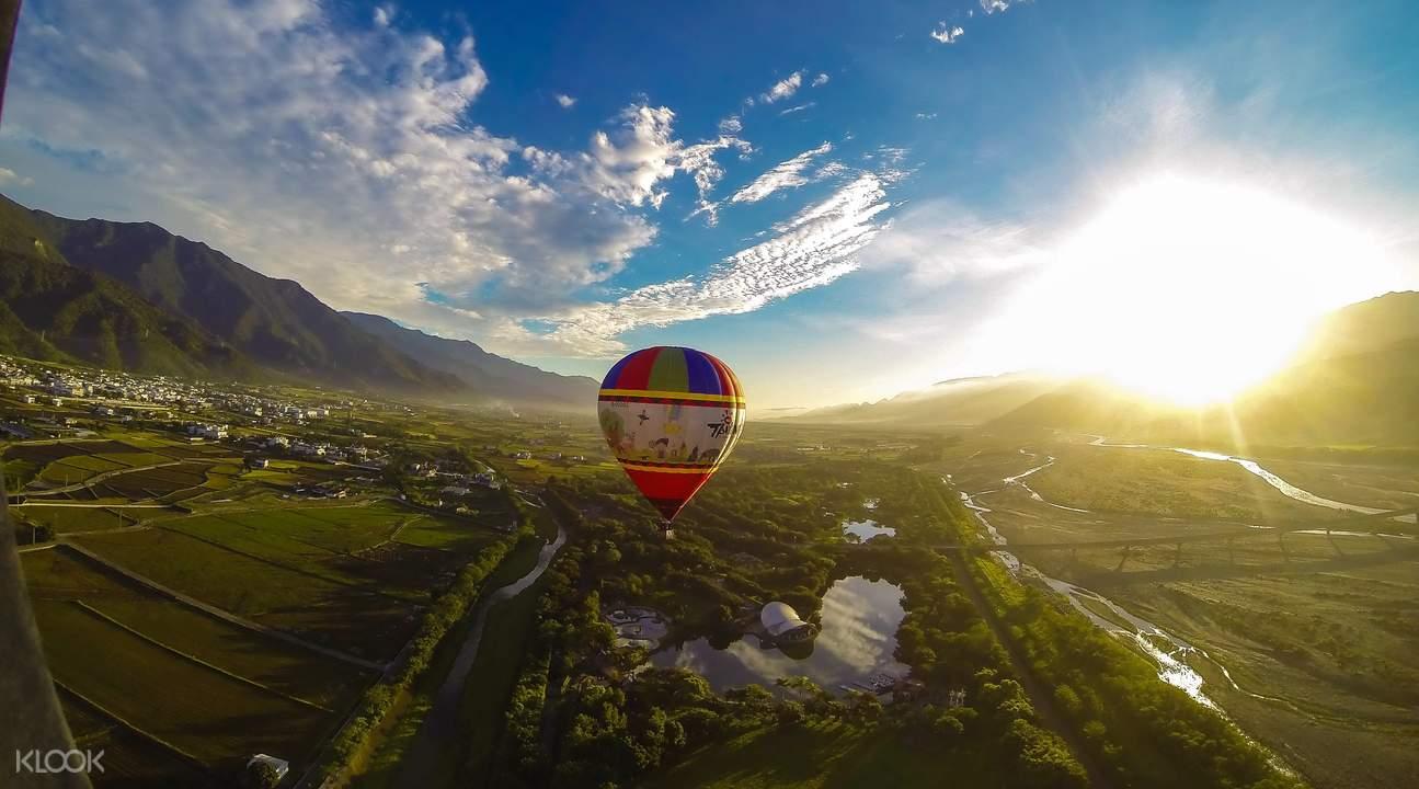台東熱氣球之旅