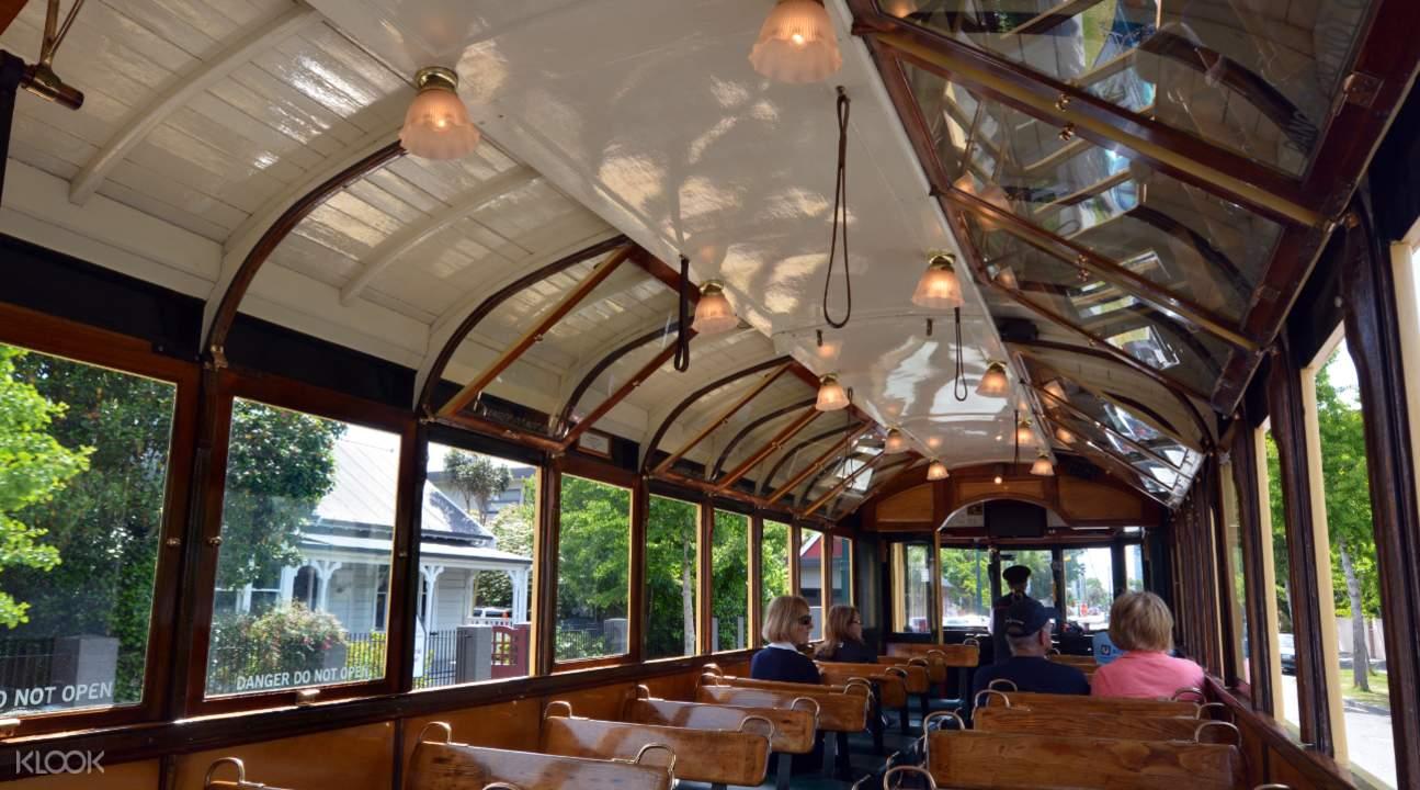 Christchurch Tram Tour