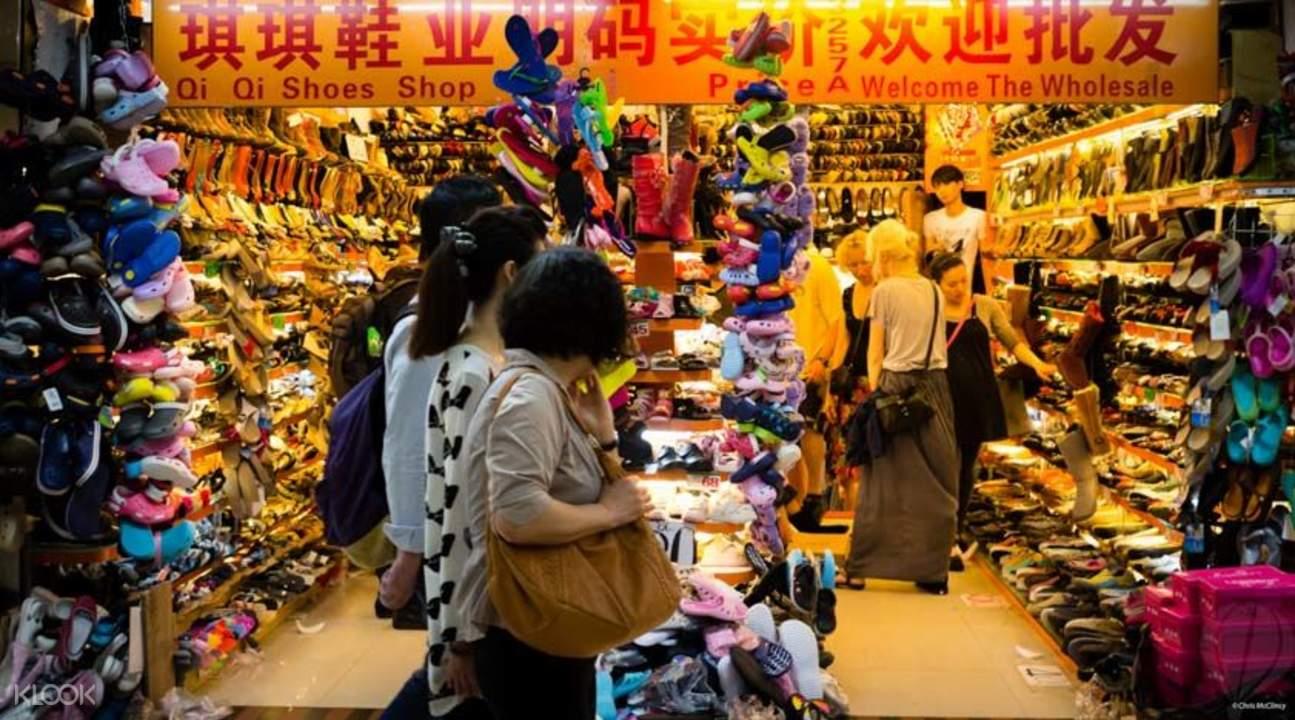 shenzhen shopping