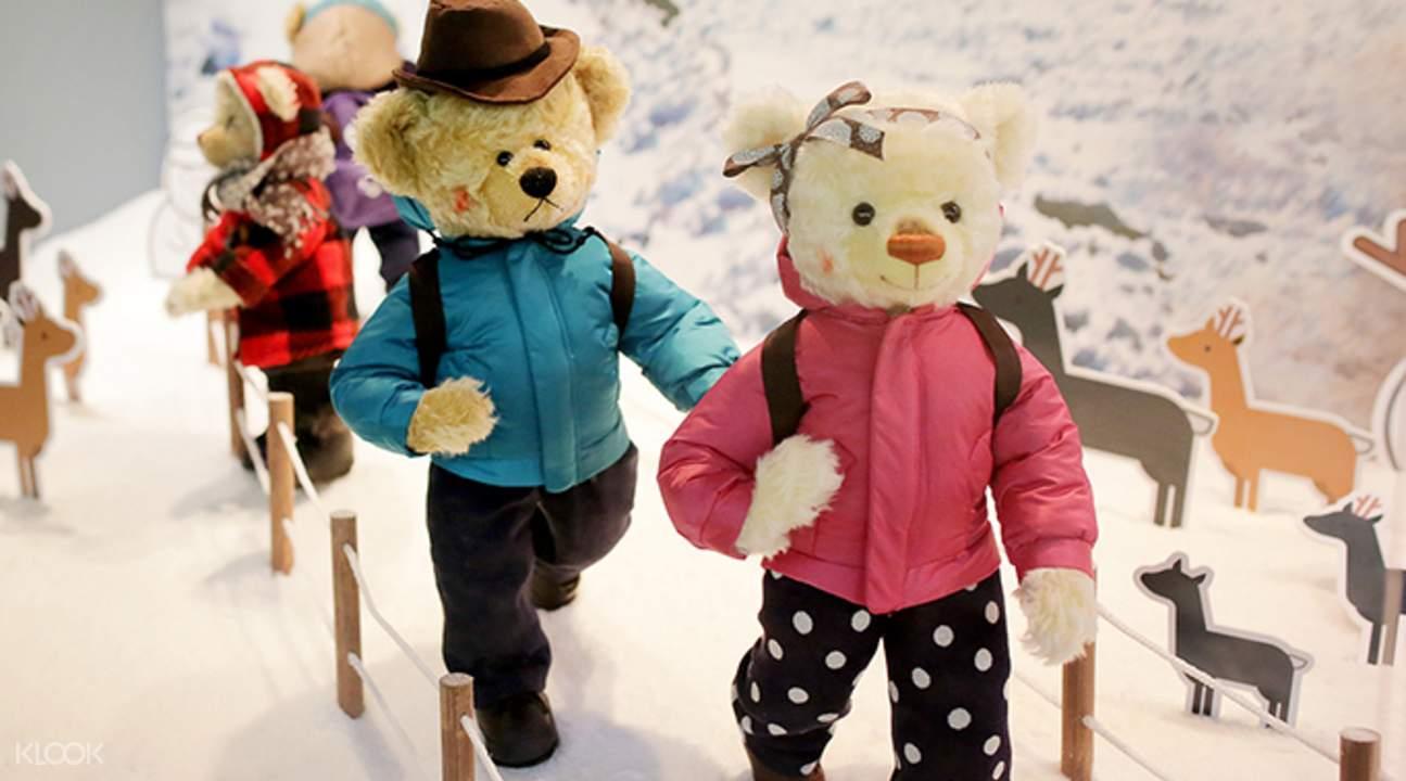 teddy bear museum juju tickets