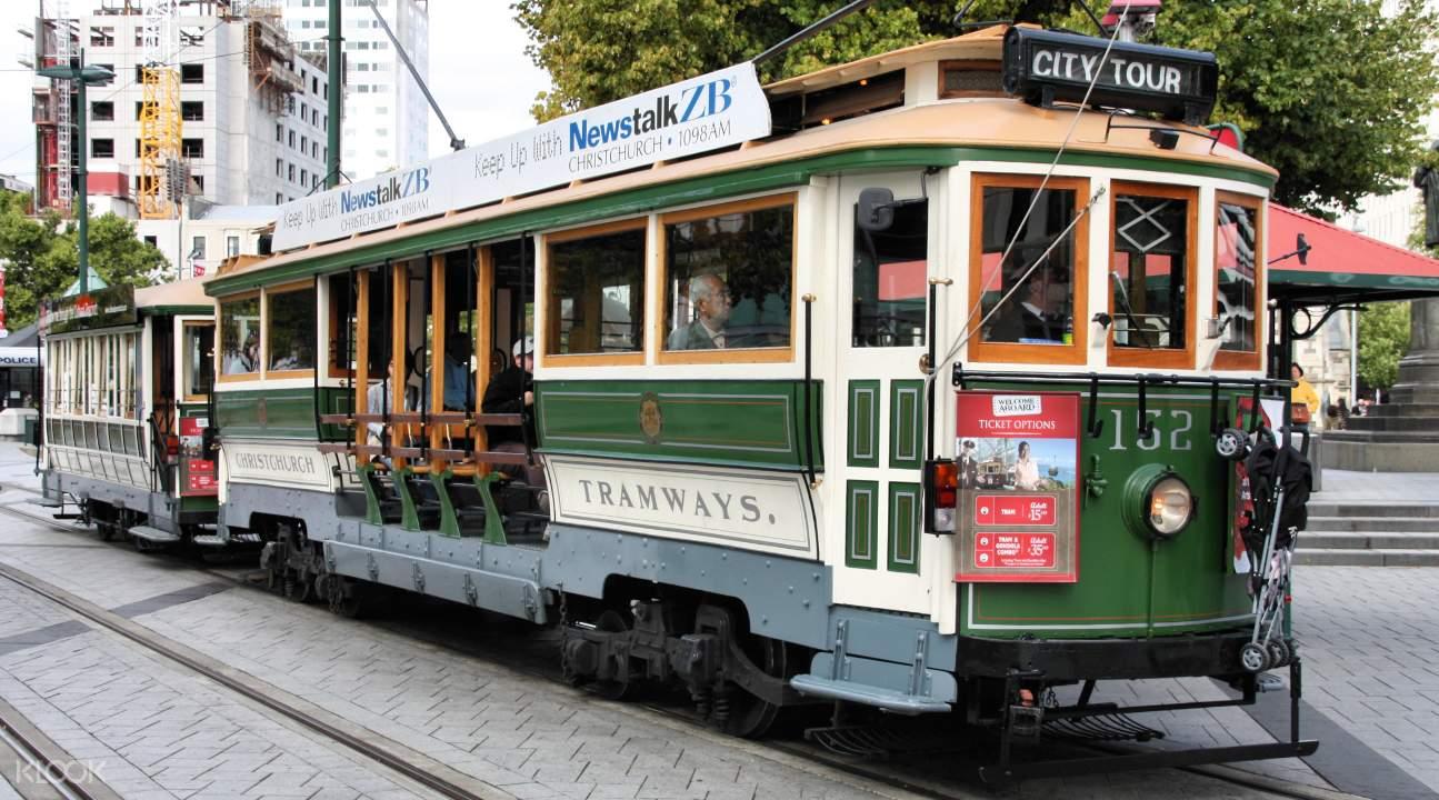 Christchurch Tram Experience