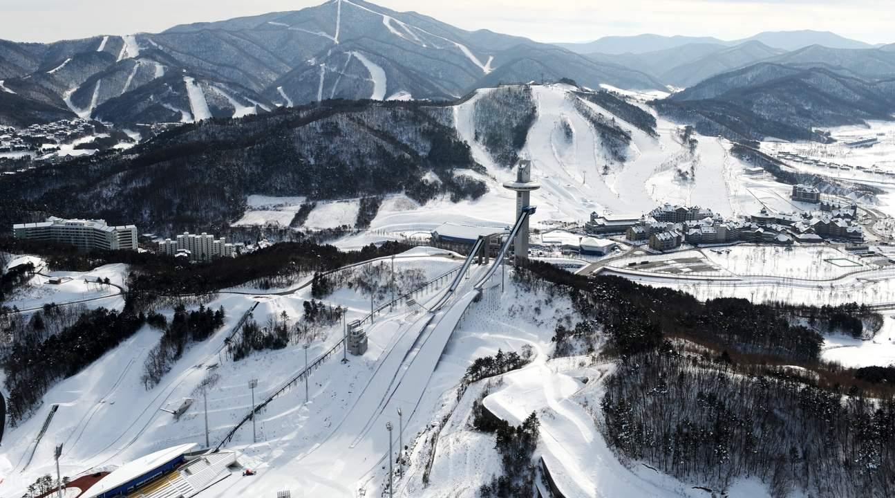 2018 winter olympic village