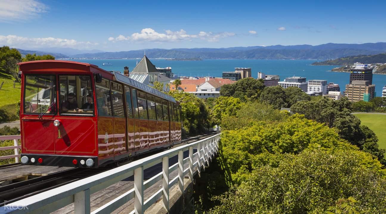scenic cable car wellington