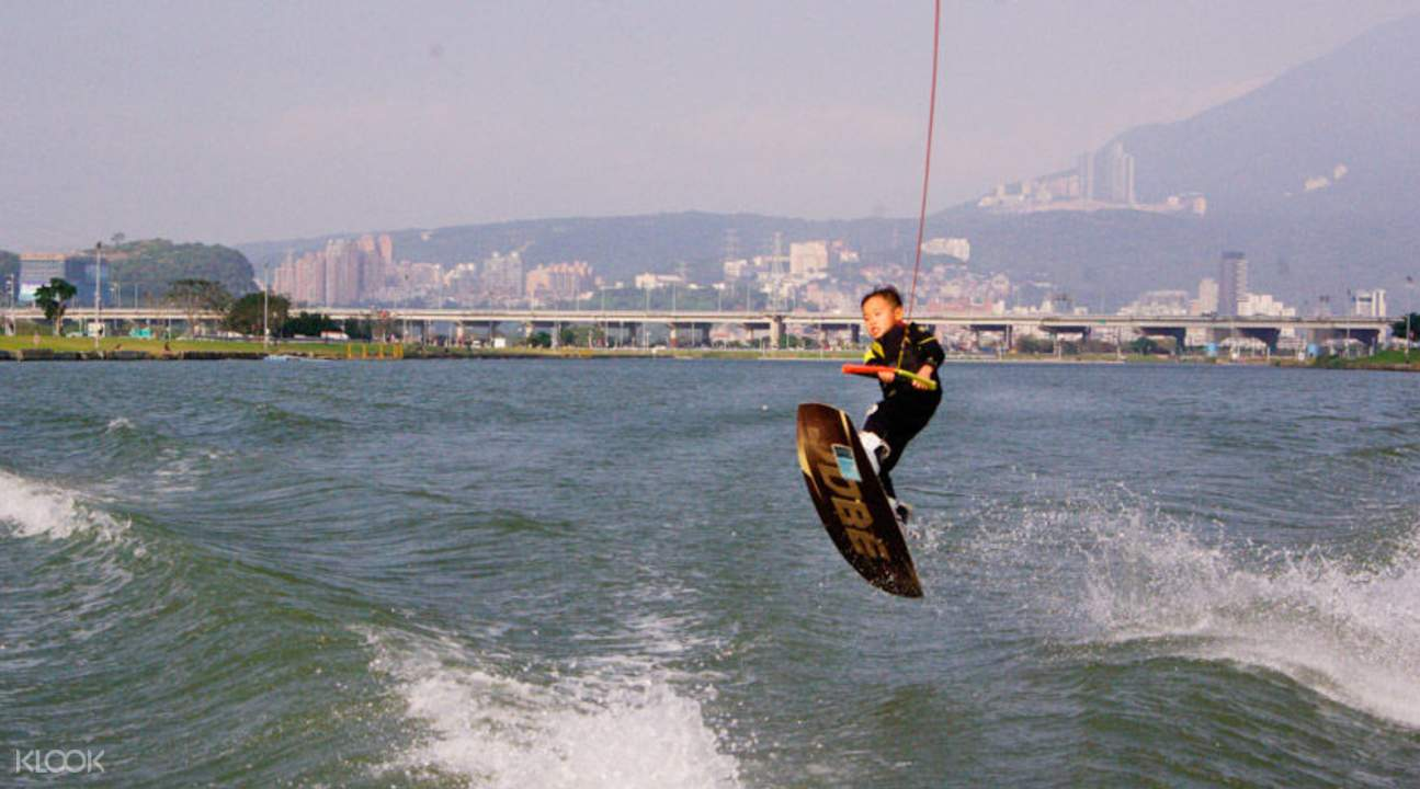 Waterskiing Experience