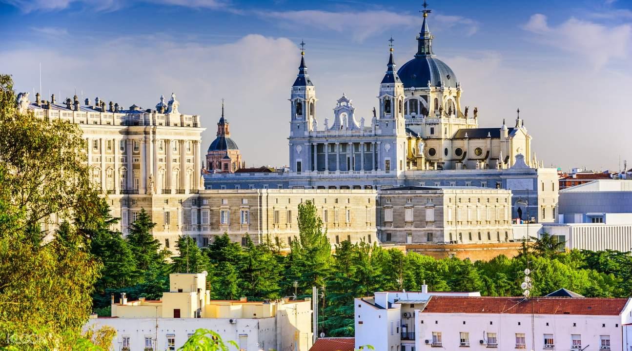 royal palace tours madrid