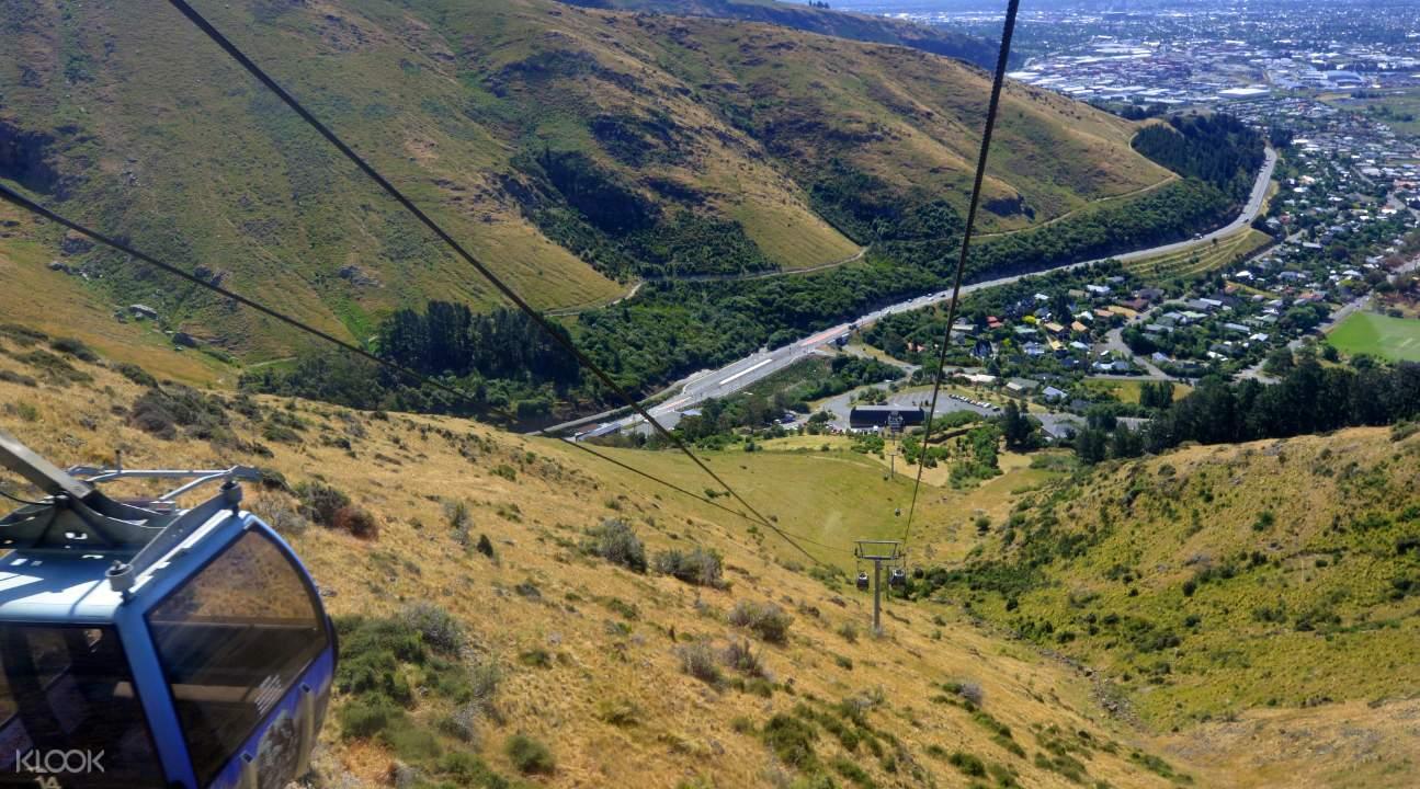 Christchurch Gondola Experience