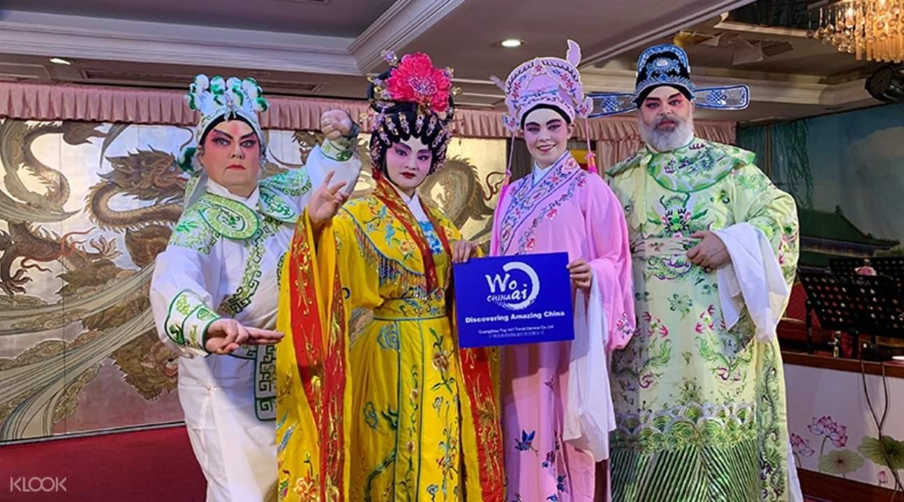 opera performers in costume