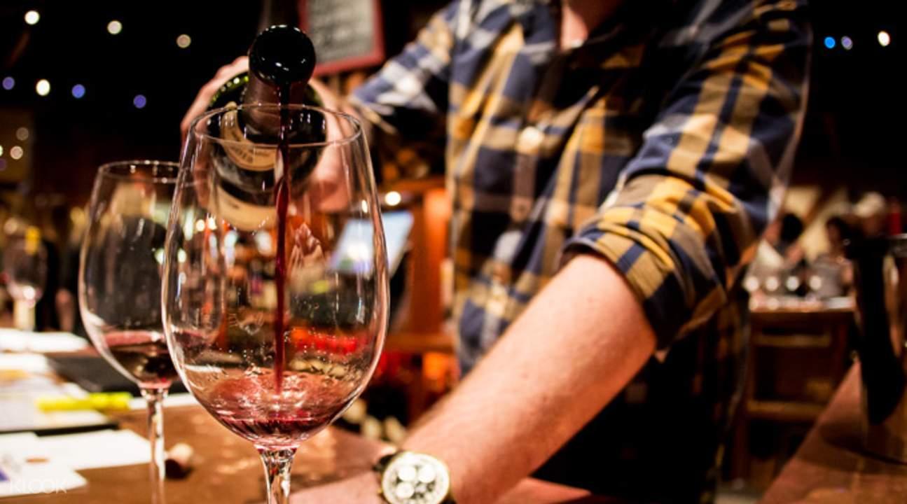 napa wine day tour
