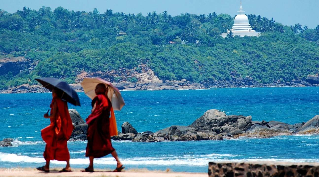 galle scooter tour