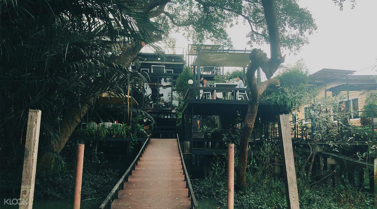garden in bang kachao