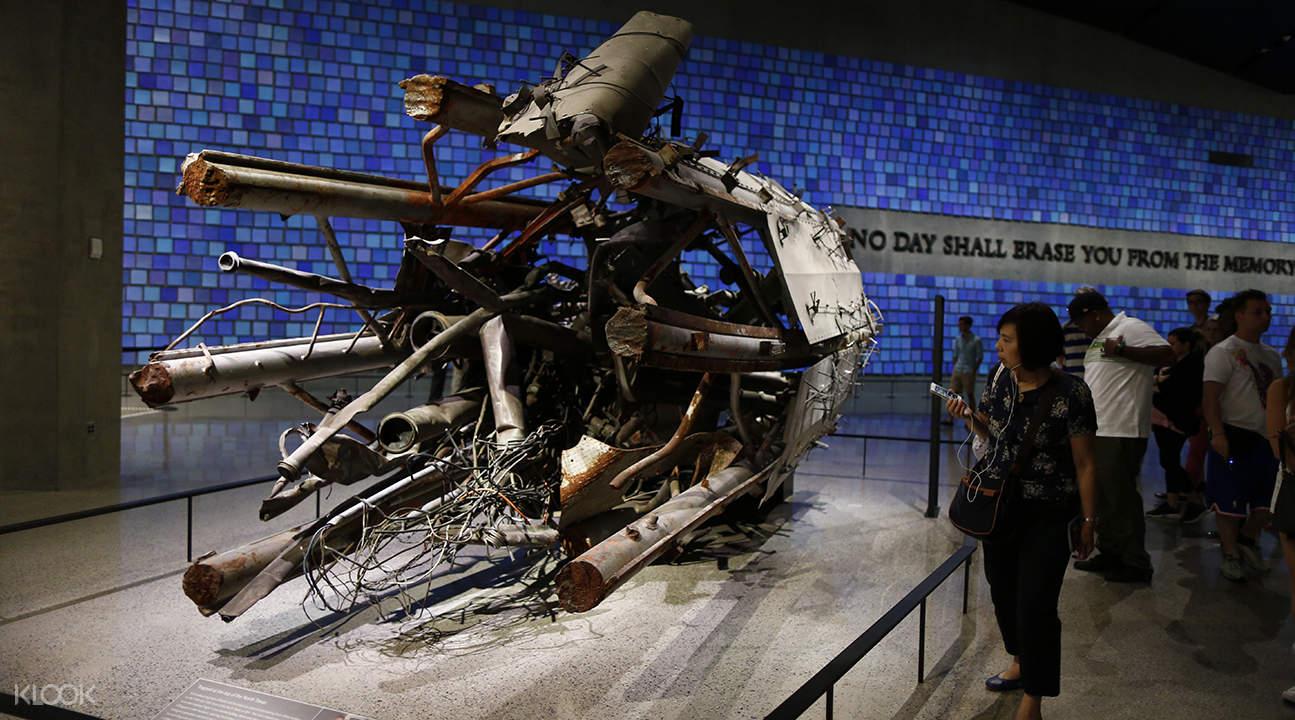 9/11 memorial museum opening hours