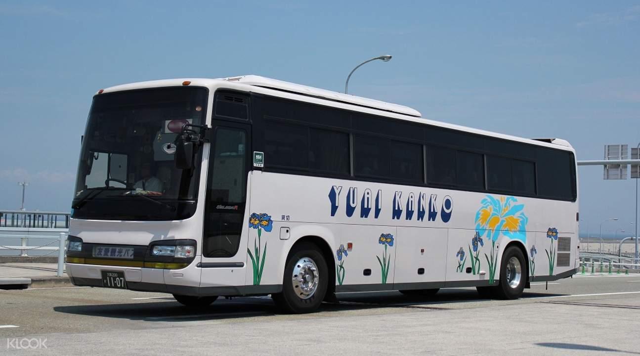 shuttle bus from haneda airport