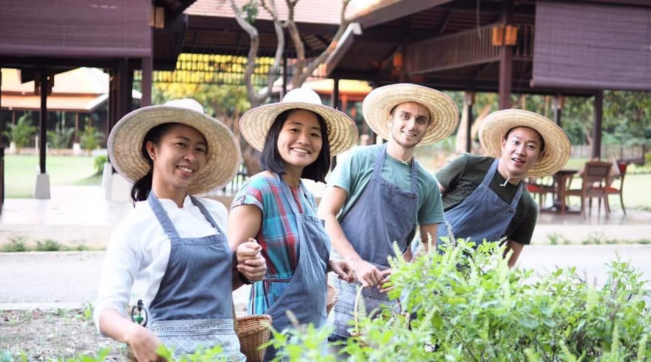 grandma's home cooking school chiang mai thailand