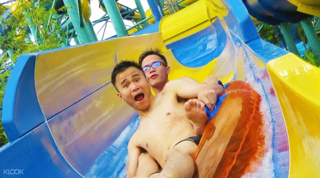 water park at ESCAPE Adventureplay Theme Park