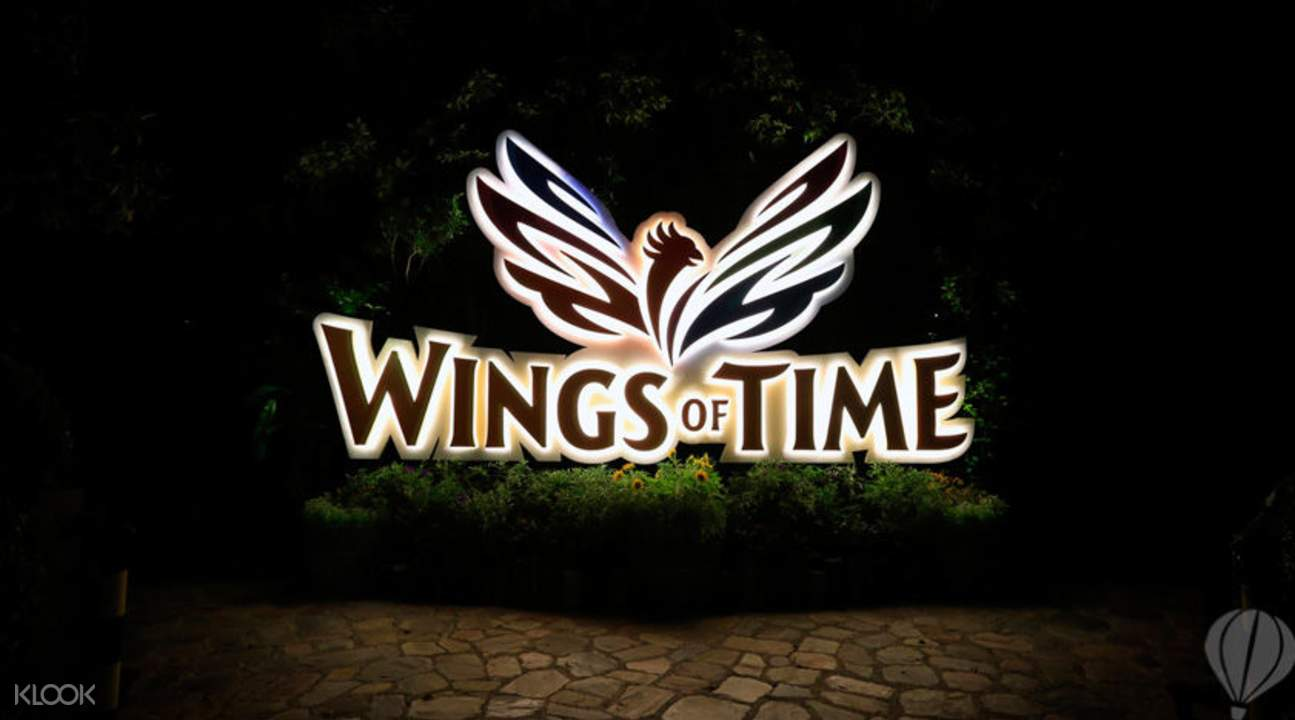 Wings of Time Sentosa