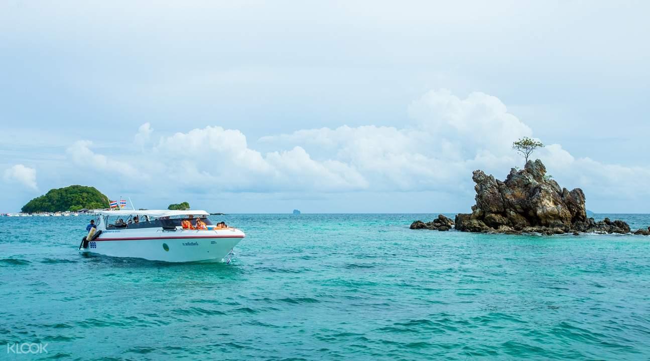 james bond island tour, khai island tour phuket